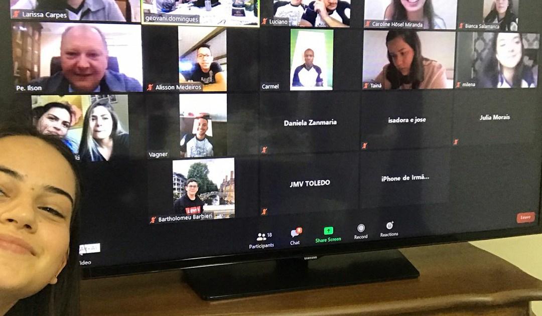 JMV Brasil 2020: transmissões e encontros sem encontros