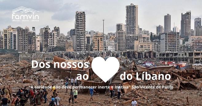 Vicentinos arrecadam quase $250.000 para Beirute