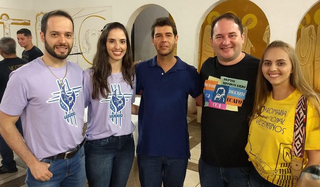 Entrevista a Cristian Reis da Luz, presidente da SSVP no Brasil