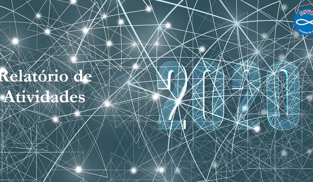 Relatório de atividades 2020 do Conselho Geral da SSVP