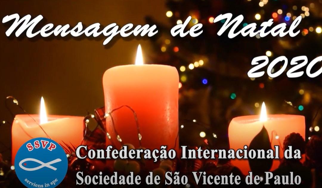 Mensagem de Natal de Renato Lima