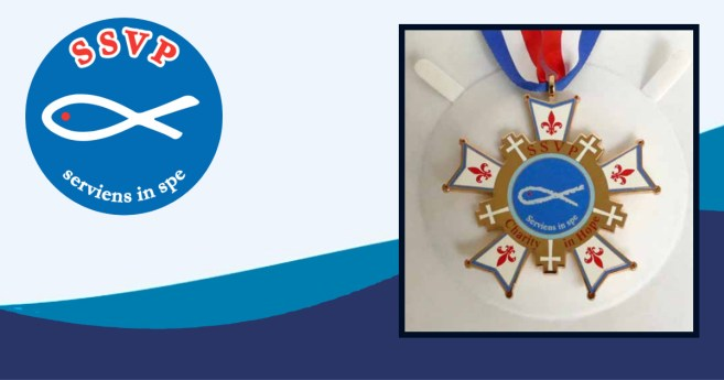 """O Serviço Jesuíta para os Refugiados recebeu a Medalha """"Caridade na Esperança"""""""