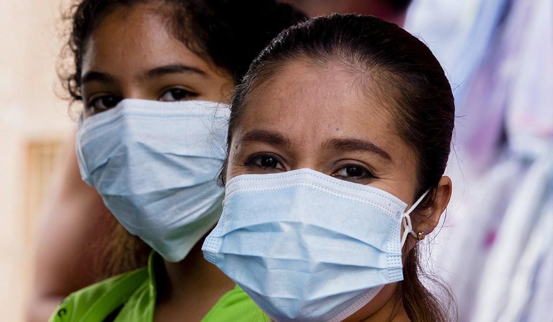 Ajuda internacional da SSVP chegou à Venezuela