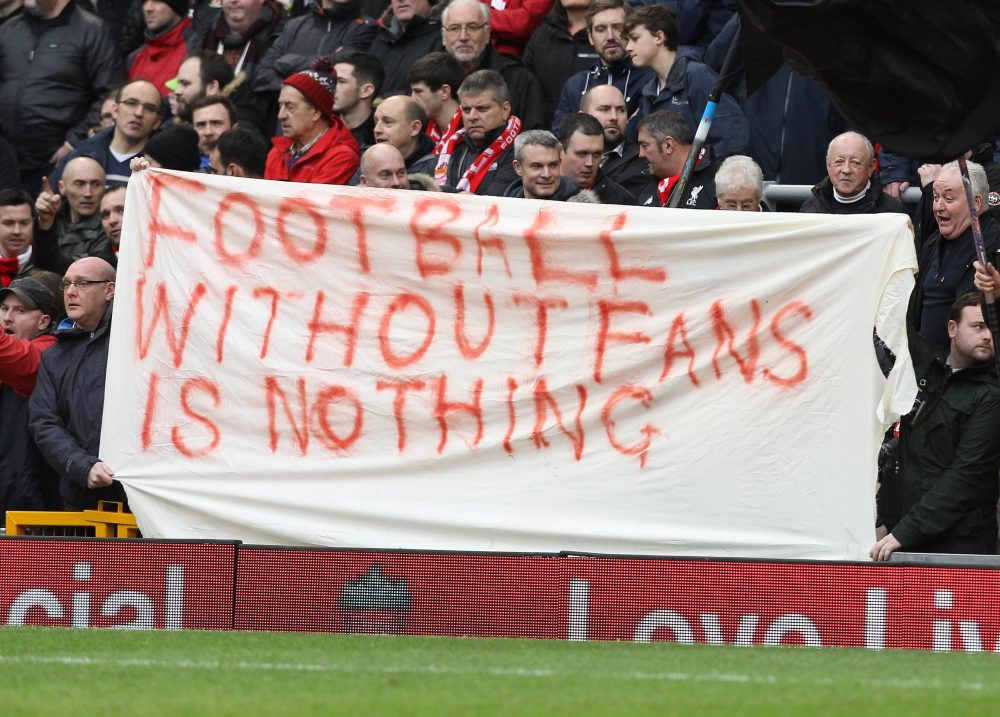 FanHub | Where Fans Come First and Football Without Fans Is Nothing