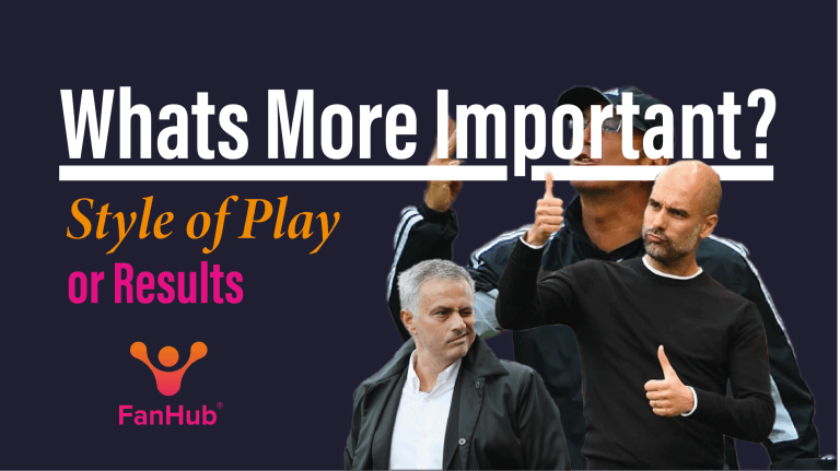 What's More Important to You: Style of Play or Results?