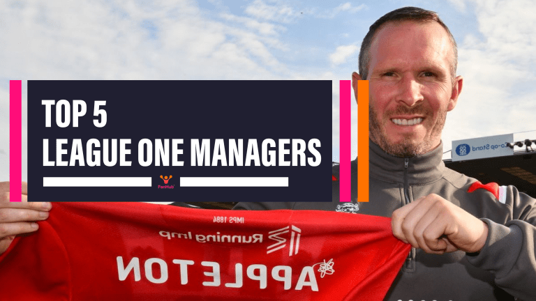 Top 5 League One Managers