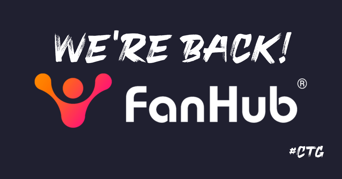 Read more about the article FanHub: We're Back! 🙌