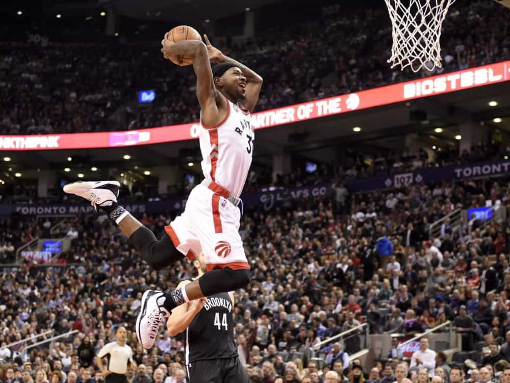 Terrence Ross: Former Slam Dunk champ misses breakaway ...