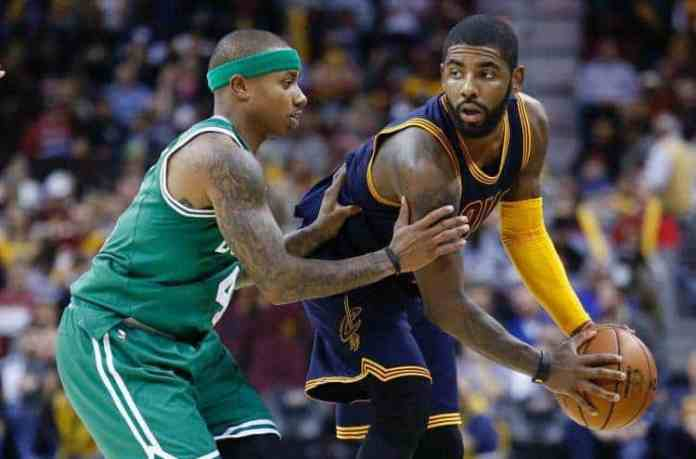 5bbe220a525b Sports World Reacts To Kyrie Irving