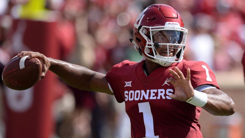 Oklahoma QB Kyler Murray Wins 2018 Heisman Trophy