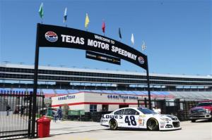NASCAR Sprint Cup Series Gen-6 Testing at Texas Motor Speedway on April 11, 2013  Photo - Getty Images