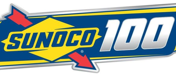 Sunoco 100 logo