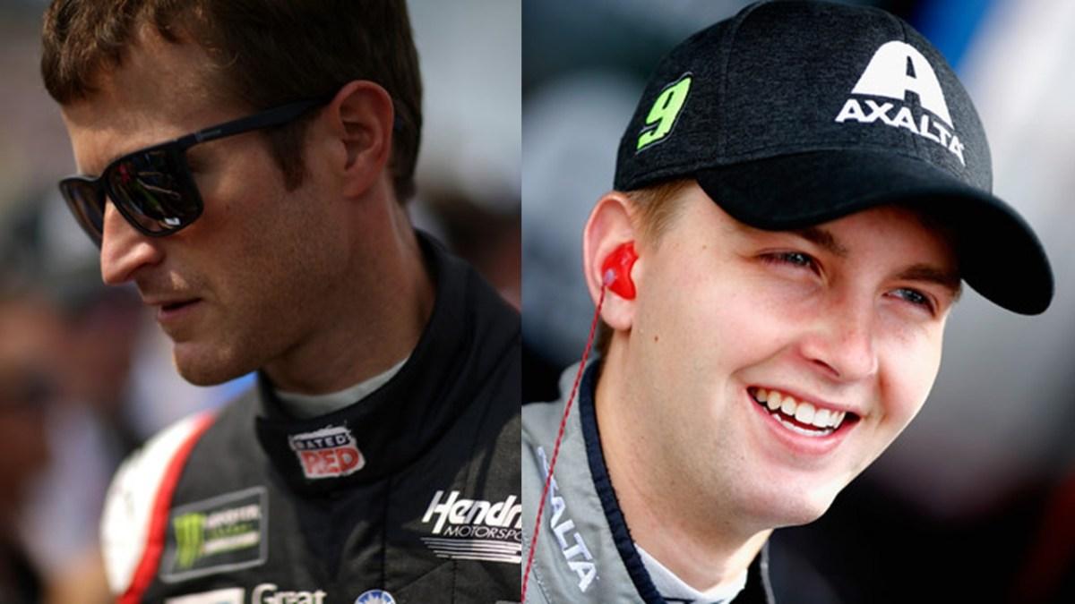 Kahne and Byron Continue Silly Season Moves for 2018 NASCAR Cup Season.