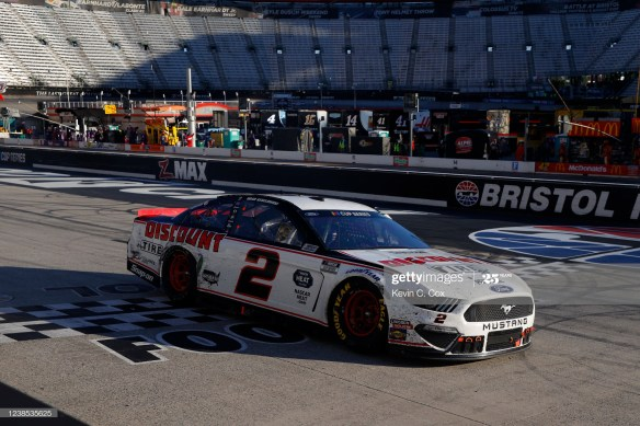 Bristol Power Ranking for NASCAR Cup Series at Bristol Motor Speedway