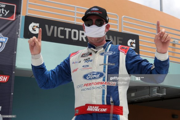 Briscoe gets fifth career Xfinity Win in the Contender Boats 250 at Homestead-Miami Speedway on Sunday afternoon. The victory marks his third of the season.