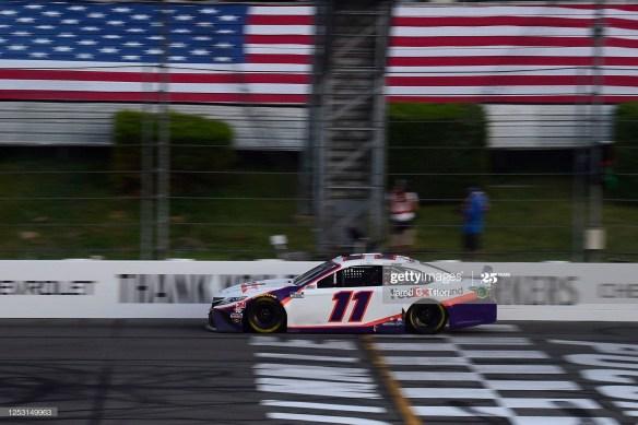 Harvick and Hamlin Win Pocono Doubleheader in the NASCAR Cup Series Pocono Organics 325 and the Pocono 350 at Pocono Raceway on June 27, 28, 2020.