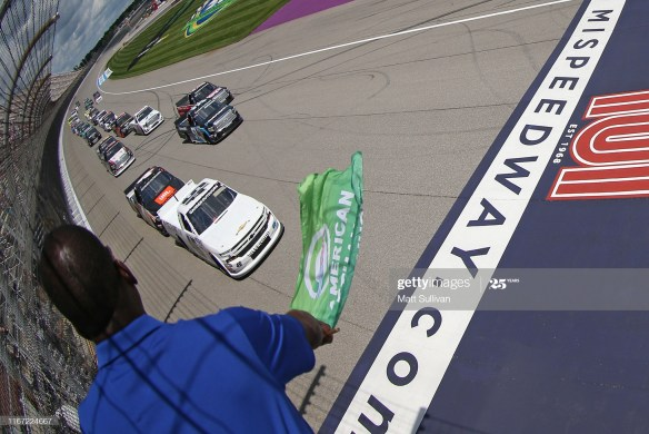 NASCAR: Two procedure changes for all three national series given before playoff races, starting at Michigan International Speedway this week.