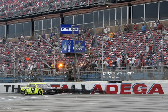 Talladega Superspeedway 'Cash or Pass' picks are for the NASCAR Cup Series second race this season at Talladega Superspeedway, the Yellawood 500 this Sunday, October 4th at 2 pm ET.