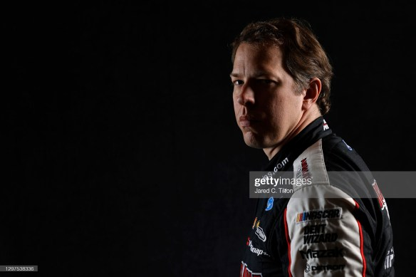 On the Hot Seat: Brad Keselowski is the second installment in a series examining drivers who might be in a different spot for next season.