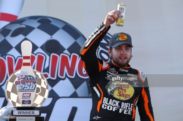 Noah Gragson Earns Second-Straight Xfinity Series win at Richmond Raceway in the Go Bowling 250 on Saturday afternoon