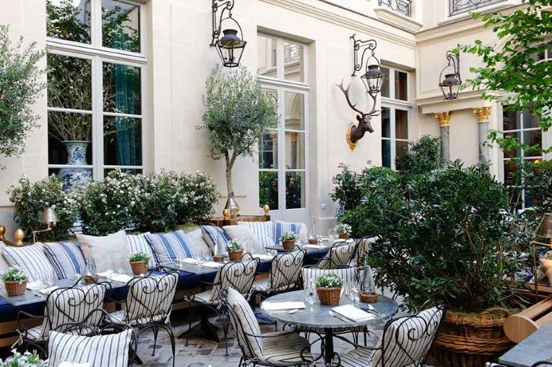 Ralphs Paris Terrace