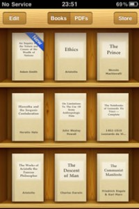 iBooks for iphone