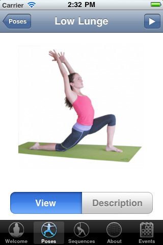 Yoga with Tania Lite iphone app review