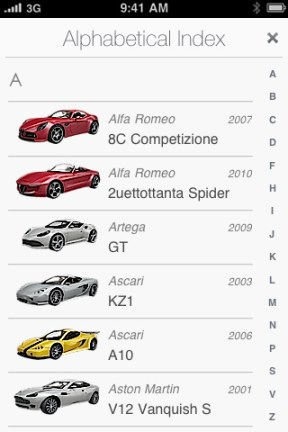 SM SUPERCARS iPhone App Review