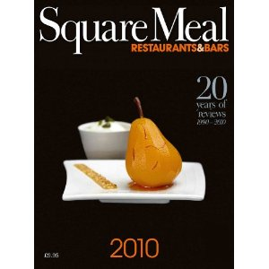 square meal restaurants and bars iphone app review