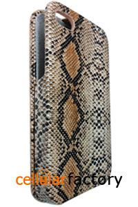 Apple iPhone 4 (CDMA) Snake Print Skin Case Cover
