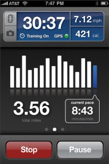 Runkeeper Pro iphone app review