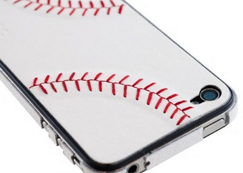 iPhone 4 Zagg Sport Leather Skin Case