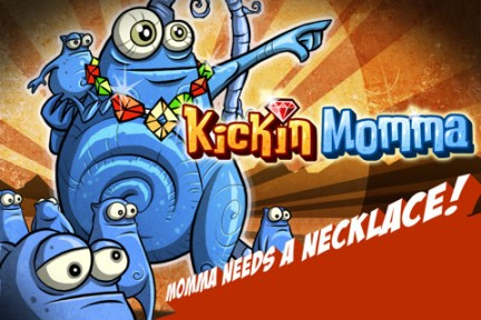 Kickin Momma HD iPhone App Review