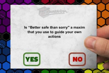 Persuasion iPhone App Review