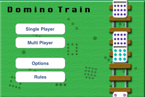 Domino Train iPhone App Review
