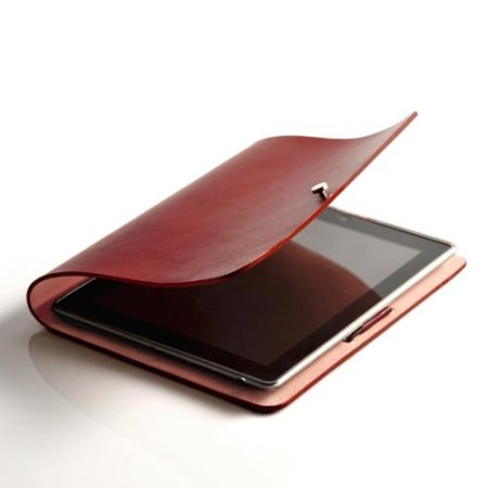 Evouni iPad Leather Arc Case