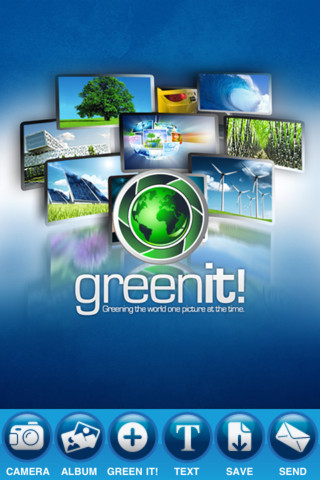 Greenit iPhone App Review