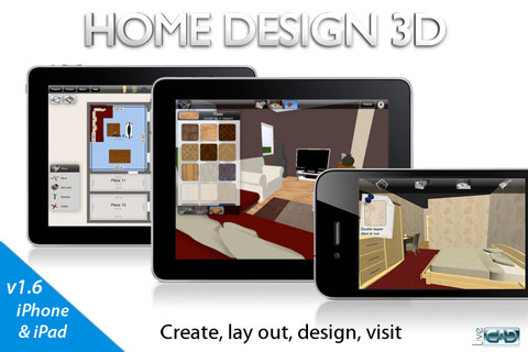 Home Design 3d iPhone App Review