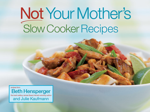 Not Your Mothers Slow Cooker Recipes iPad App Review