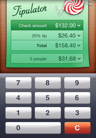 Tipulator iPhone App Review