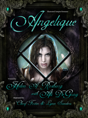Angelique iPad App Review