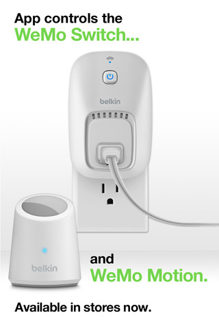Wemo Switches iPhone App Review