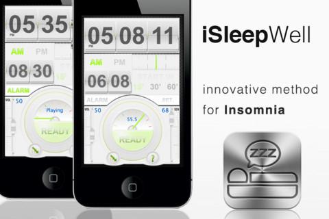 iSleepWell iPhone App Review