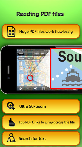 GoodReader iPhone App Review