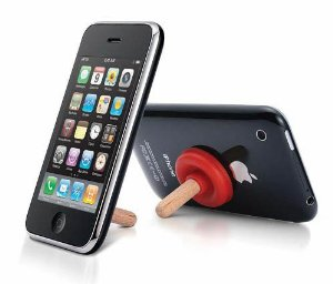 iPlunge Sucker Stand for iPhone and iPod