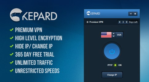 Premium VPN Protection