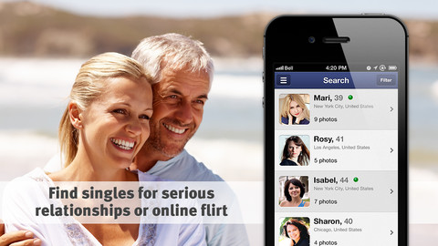 dating app for over 40dating site blogger