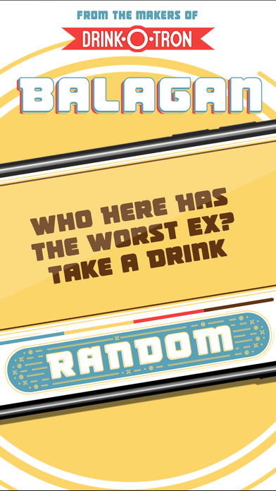 Get The Party Started With New Drinking Game App, Balagan