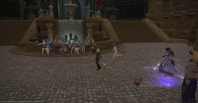 FanAppic - Final Fantasy XIV