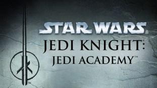 Jedi Knight Jedi Academy from Fanatical Magnificent Mystery Machine Bundle